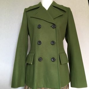 Banana Republic Pea Coat size 6
